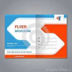business card aspect ratio modern brochure abstract flyer with simple design layout