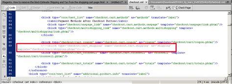 magento layout update xml remove block magento wie man den block quot gesch 228 tzte versandkosten und