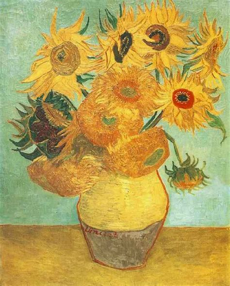 vincent gogh the paintings still vase with