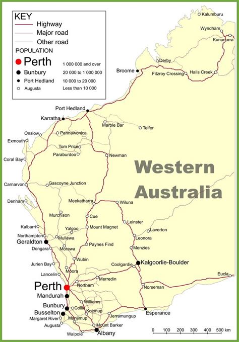 printable australian road maps 617 best australia western australia images on pinterest