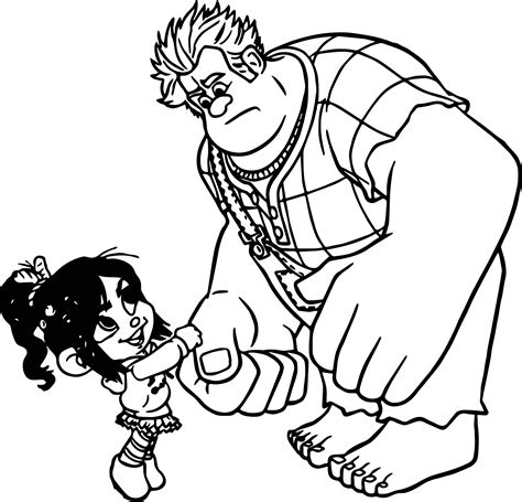disney coloring pages wreck it ralph 63 wreck it ralph http coloring2pagescom disney