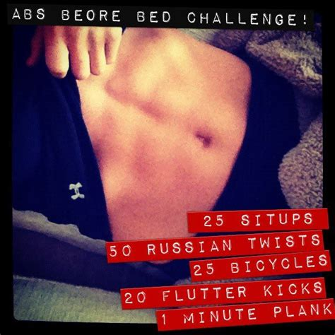 workouts to do before bed take the abs before bed challenge brandi botts fitness