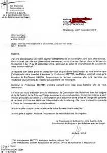 modele lettre pour porter plainte contre x document