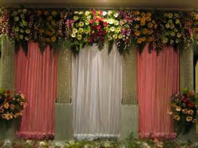 Flower Decor by Wedding Stage Decoration In India Free Choice Wallpaper