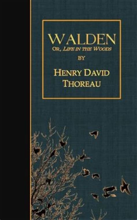 walden book barnes and noble walden or in the woods by henry david thoreau