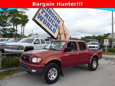 2001 Toyota Tacoma Towing Capacity 2001 Toyota Tacoma For Sale In Lafayette La Carsforsale