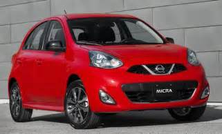Small Nissan Nissan Micra Small Car Comes To Canada Pictures And