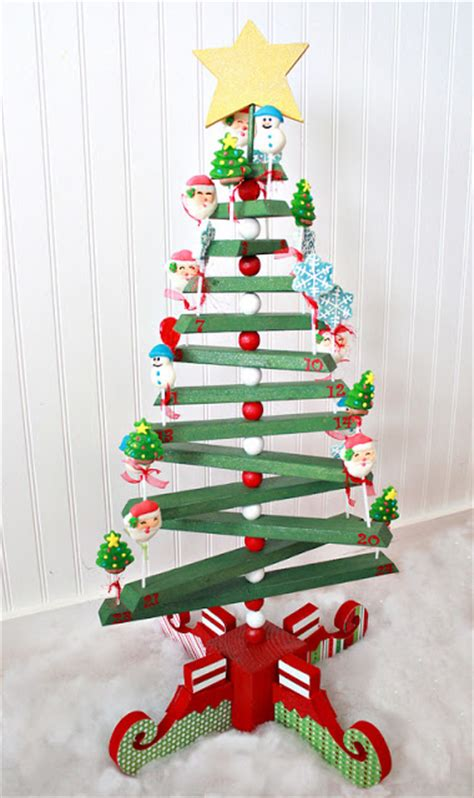 crafty sisters christmas lollipop tree