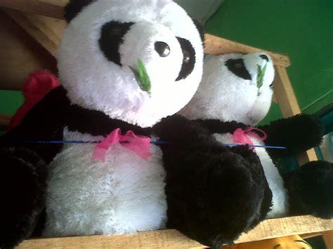 boneka panda aureldoll s