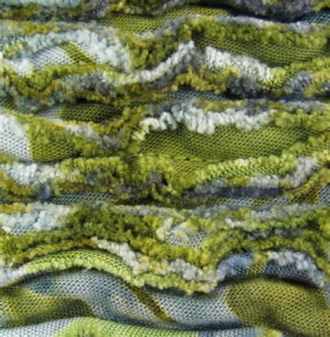 Chenille Quilting Technique by How To Make A Scarf Chenille Style Havel S Sewing