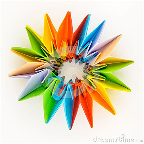 origami japanese paper folding web page origami stock photo image 53692250