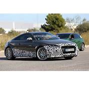 Audi TT RS To Debut This Month 3 Coming Next Year  Report
