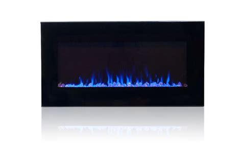 classicflame 36 in elysium infrared hang this electric fireplace in living rooms and dens to