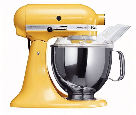 kitchen aid yellow 220 volt kitchenaid 5ksm150psemy artisan stand mixer