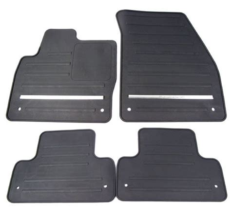 Range Rover Rubber Floor Mats by Genuine Rubber Floor Mat Set Range Rover Evoque Lr045097