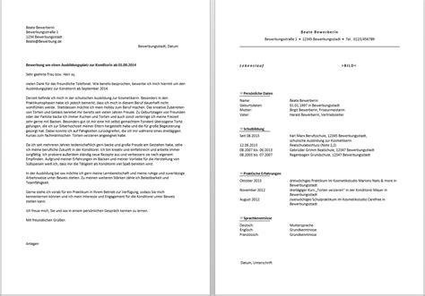 Bewerbungsschreiben Ohne Ansprechpartner Der Gro 223 E Bewerbungscheck Teil 3 Bewerbung Als Konditorin Ausbildung De