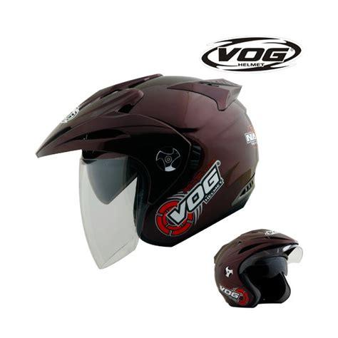 Helm Vog Helm Vog Navigator Solid Pabrikhelm Jual Helm Murah