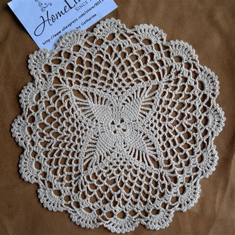 Crochet Doilies Promotion Shop For Promotional - white crochet doily promotion shop for promotional white