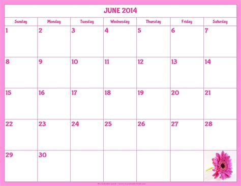 june 2014 calendar template 7 best images of printable june 2014 calendar may