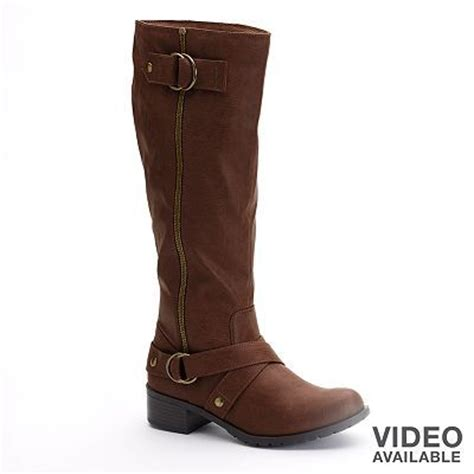 kohls boots kohls boots shoes