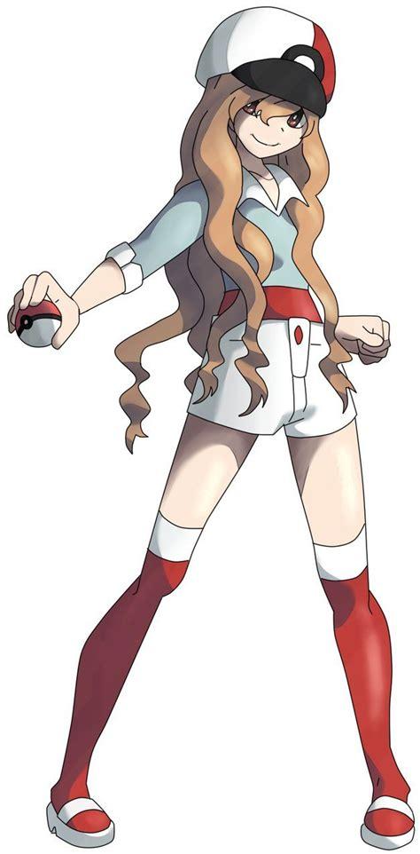 pokemon trainer girl creator 125 best pokemon images on pinterest pokemon games