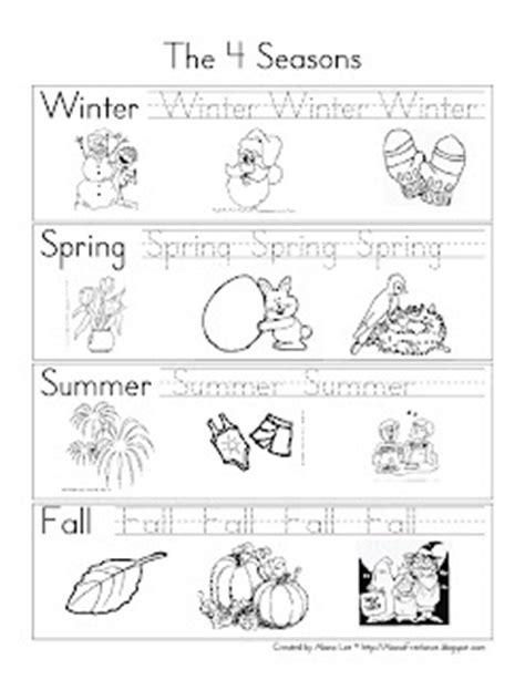 kindergarten activities on seasons seasons and kindergarten on pinterest