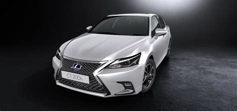 ct200h 2018 lexus gives 2018 ct 200h a facelift and drops it