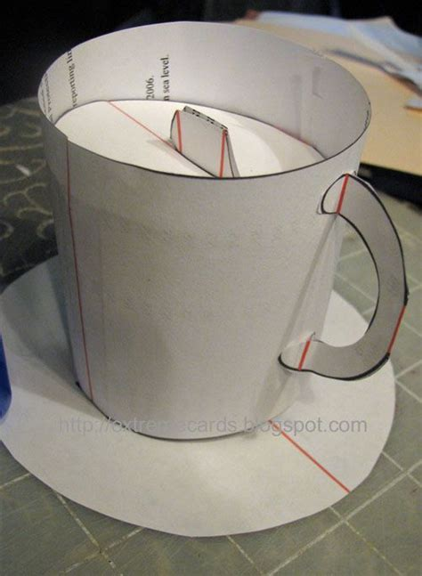 pop up cards templates free with top taps coffee cup popup card tutorial website is of tutes