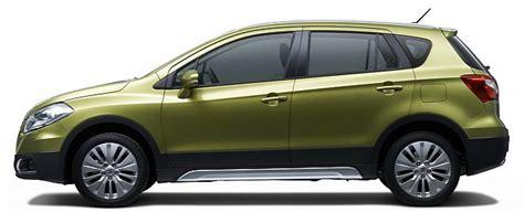 Suzuki Sx4 New Model 2014 New Model Suzuki Sx4 S Cross Price Specs And Pictures