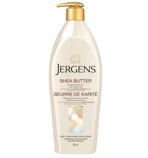 And Lotion Jergens Shea Butter Lotion 496ml jergens 174 conditioning shea butter moisturizer walmart ca