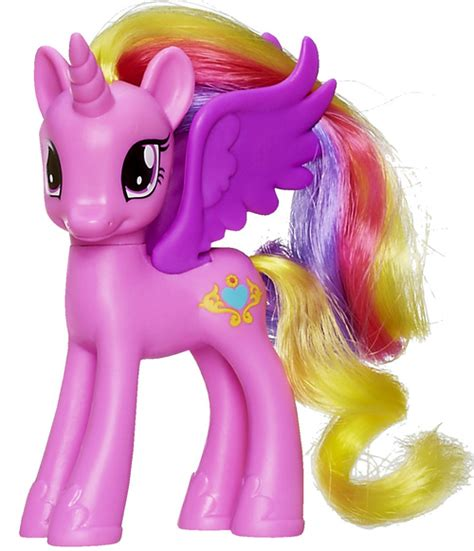 Mainan Figure Litle Pony my pony 3 inch princess cadance 4 collectible