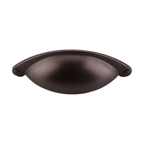 2 inch center to center cup drawer pulls top knobs oil rubbed bronze 2 1 2 inch center to center