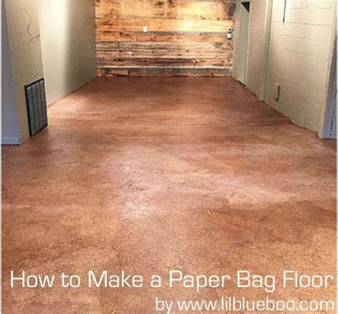 Diy Flooring Options 25 Best Ideas About Paper Bag Flooring On Pinterest Brown Paper Bag Floor Paper Flooring And