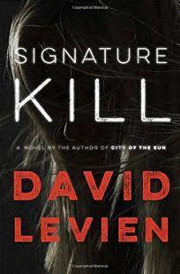 Thirteen Million Dollar Pop fiction book review signature kill a frank behr novel by