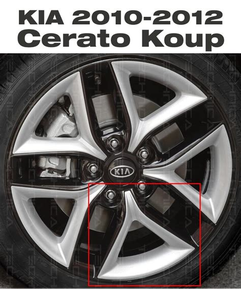 Aftermarket Parts For Kia Forte Koup Oem Genuine Parts Wheel Hub Cap Accent 1pc Fit Kia 2010