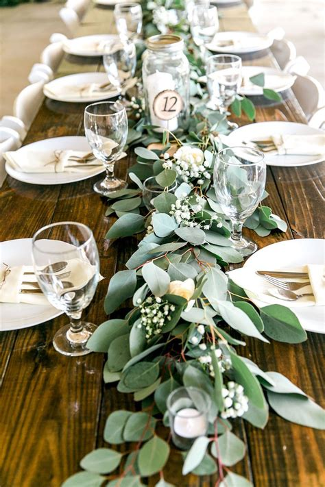 wedding table centerpieces pictures 4 rustic blush pink ta bay barn wedding