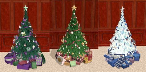 sims 3 seasons christmas decorations