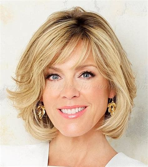 photos layered haircuts flatter 50 short hairstyles over 50 hairstyles over 60 bob