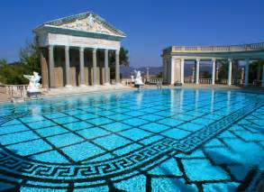 The neptune pool at hearst castle california a true classic not