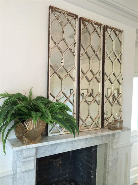 Window Mirrors Decorative by Original Decorative Architectural Window Frame Mirrors