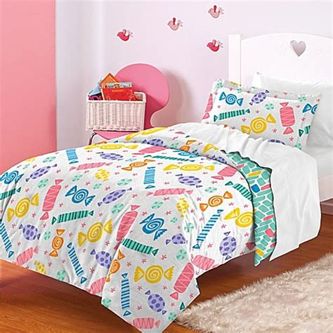 dream factory candy comforter set bed bath beyond