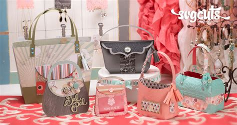 childs birthday gift bag  svgcuts luxury handbags joys life