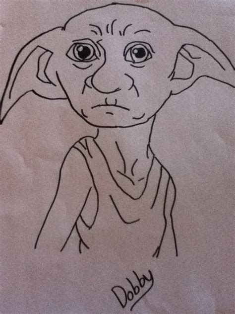 harry potter coloring book dobby dobby drawing siajade 169 2018 oct 19 2013