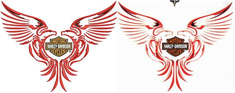 tribal harley davidson tattoos harley davidson tribal design