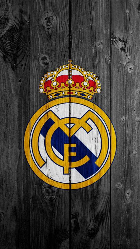 wallpaper real madrid bagus real madrid fc logo iphone 6 wallpapers hd is a fantastic
