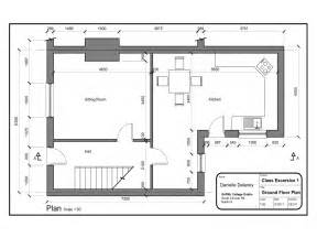 Simple Floor Plans For Homes by Simple 4 Bedroom House Plans Simple House Design Plan