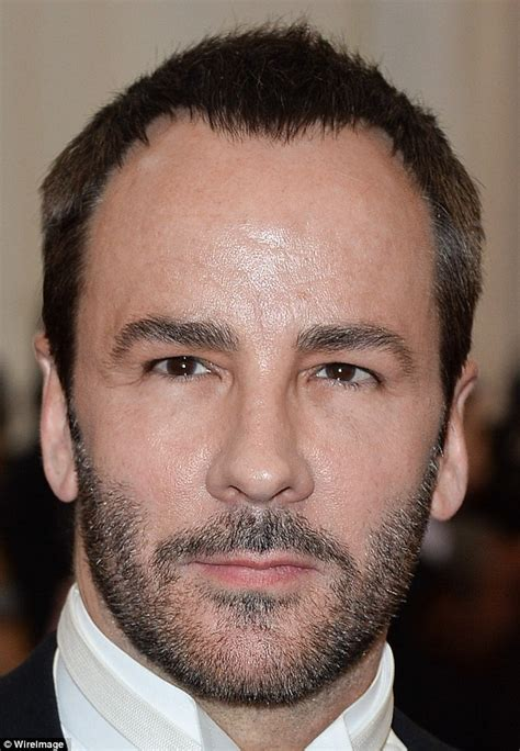 Tom Ford on why he stopped getting Botox after becoming a