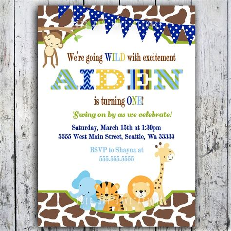 zoo themed birthday invitations zoo themed printable invitations life style by