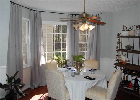 Ceiling Drapes For Sale by Aids In Home Sewing A Ceiling Mounted Curtains Home