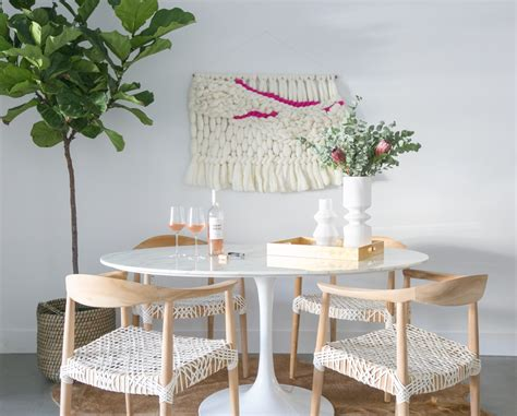 tulip chairs go with everything why we still love tulip tables and you should too decorist